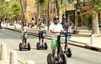 Assurance nouvelles mobilités de l'agence  Allianz Baleone - COLONNA & MARTELLI