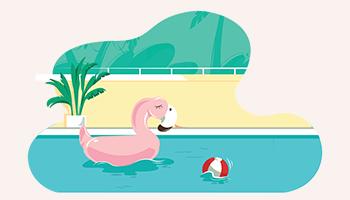Assurance piscine de l'agence  Allianz Villefranche de rouergue - Sylvie GREMAUX