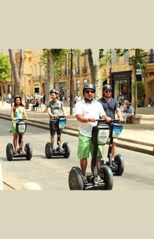 Nouvelles mobilités de l'agence Allianz Vernon colombages - Eric BOTTONI